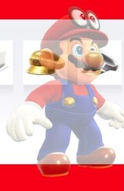 Invisible Mario