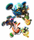 MK8DX Others
