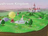 Peach's Castle (Super Mario Odyssey)