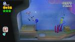 SM3DW Screenshot Die Röhrenlagune