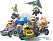 1550px-Koopalings Artwork - Mario Kart 8