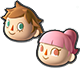 MK8 Villager Icon
