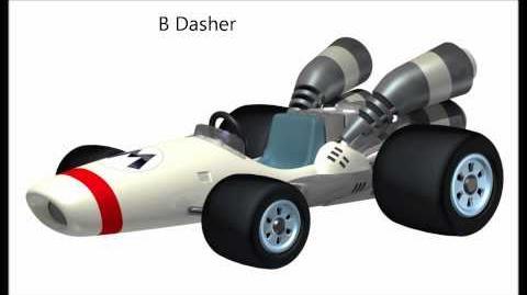 Mario Kart 7 (3DS) Car Parts!