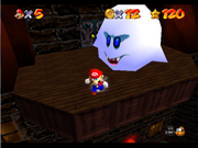 SM64 Screenshot Riesen-Buu Huu