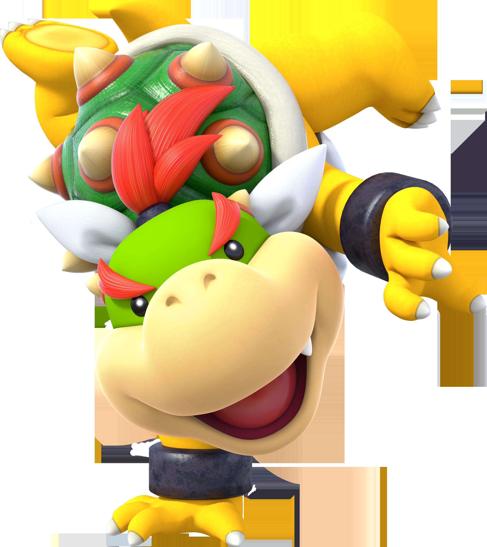 Bowser Jr Mariowiki Fandom