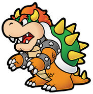 SPM Artwork Bowser