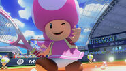 Toadette Tennis