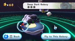 Deep Dark Galaxy