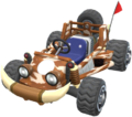 MKT Buggy Brute marron