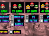 Mario Kart 64/Regional differences