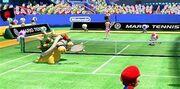 Mario Tennis Aces StadionGrün Welt