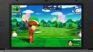 Mii Mario Golf World Tour