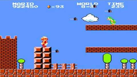 Super Mario Bros. - World 8-3