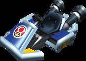 Corps Kart Standard Toad
