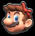 MKT Icône Mario (happi)
