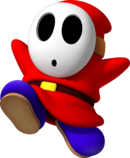 Shy Guy Artwork MP9