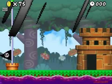 World 4 (New Super Mario Bros ) | MarioWiki | FANDOM powered