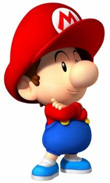 Baby-Mario