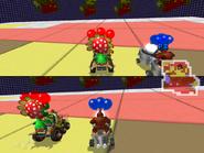 Mario Bros. - MKDD 2