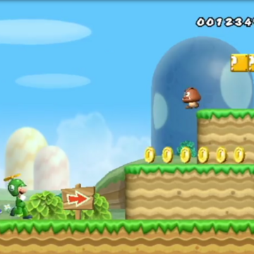 World 1 3 New Super Mario Bros Wii Mariowiki Fandom