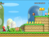 World 1-3 (New Super Mario Bros. Wii)