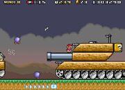 SMA4SMB3 Screenshot Panzer