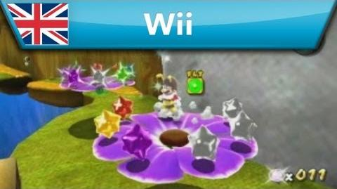 Super Mario Galaxy - Trailer (Wii)