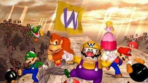 Mario Party Wario's Battle Canyon