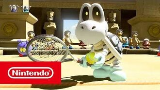 Mario Tennis Aces - Skelerex