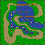 Plaine Donut 3 - SMK (parcours)
