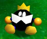 SM64 Screenshot König Bob-omb