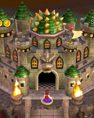 Bowser S Castle Mariowiki Fandom