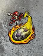 MarioSmashFootballPromotionalArt