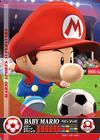 Carte amiibo Bébé Mario football