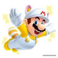 Goldener Waschbär-Mario 2