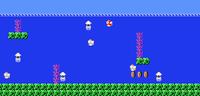 SMB World 7-2 NES 1