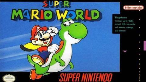 Super Mario World Commercial