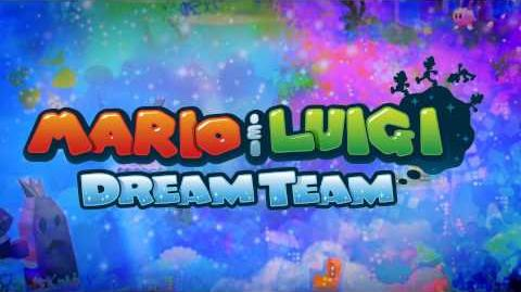 Beneath Pi'illo Castle - Mario & Luigi Dream Team Music