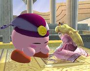 Kirby Zelda SSBB