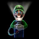 LM3 Artwork Luigi 3