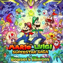Mario&LuigiSuperstarSaga+Bowser'sMinions-FondD'Ecran3