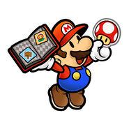Paper Mario 3DS Artwork 2