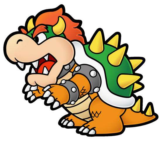 Bowser Paper Mario The Thousand Year Door Mariowiki