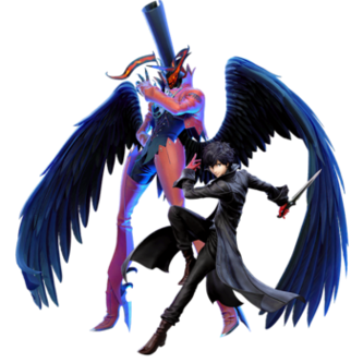 Joker and arsene ssbu 2