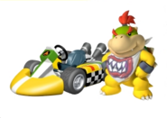 MKWii Bowser Jr