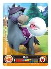 Carte amiibo Boo course équestre