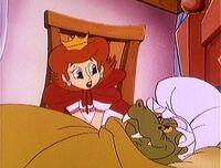 La Petite Princesse rouge
