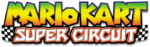 Mario Kart Super Circuit (Logo)