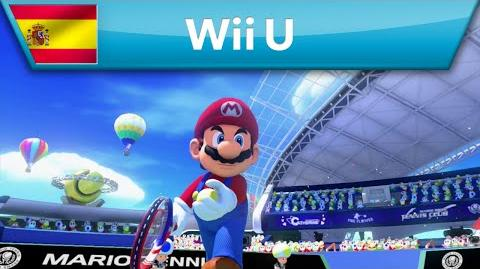 Mario Tennis Ultra Smash - Tráiler E3 2015 (Wii U)