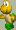 NSMBDS Green Koopa Troopa Sprite